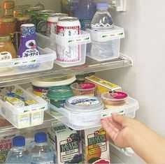 Kitchen Refrigerator Food Crisper Box Container Food Storage Basket Rack Mfrus