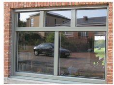 RAL 7044 SILK GREY big window