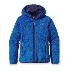 WANT- Patagonia Women's Retro-X Cardigan in oasis blue size medium $180