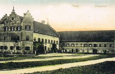 Amtsgericht von Haag, jetzt Rathaus