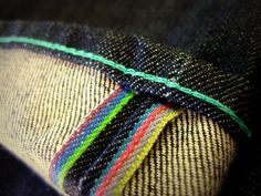 """paul smith"" selvedge...."