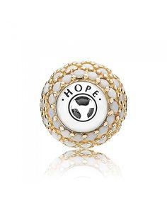 Pandora Essence Hope Charm Very standard PANDORA charms, very popular trend, I am very fond of.