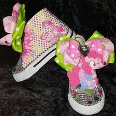 My Little Pony Pinkie Pie Shoes (CONVERSE)