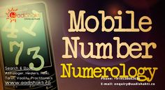 Know your lucky number for Mobile through Numerology. https://www.aadishakti.co/findExperts/3/33