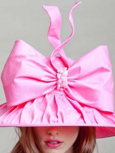 Fashionable Bow Hat 