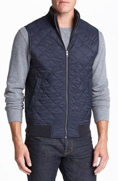 e960fa78e 28 Best Quilted Vest images | Man style, Man fashion, Moda masculina