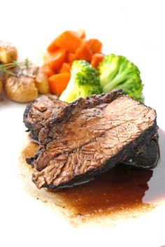 Ein zartes Stück Schmorfleisch, das nur für die liebsten Gäste auf den Tisch kommt – das Bürgermeisterstück ist ganz großes Kino!