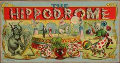 *CIRCUS GAME ~  The Hippodrome