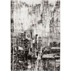 Found it at AllModern - Nova Charcoal Area Rug