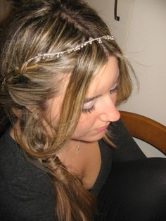 Braid Hippie Hairstyle - For discounted Beauty Supplies be sure to see http://www.beautysupplylosangeles.com/829w