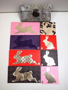 Harbour City Rabbit Red Packet