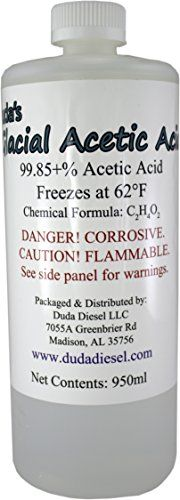 Best price on 1 Quart / 950ml Bottle Food Grade Glacial Acetic Acid Vinegar Weed Killer  See details here: bestgardenreport....    Truly the best deal for the new 1 Quart / 950ml Bottle Food Grade Glacial Acetic Acid Vinegar Weed Killer! Take a look at this budget item, read buyers\' comments on 1 Quart / 950ml Bottle Food Grade Glacial Acetic Acid Vinegar Weed Killer, and order it online with no second thought!  Check the price and Customers\' Reviews: bestgardenreport.... #home #interior #mirror #decor #design