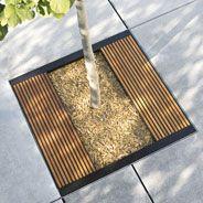 Grilles d'arbre STANFORD – mobilier urbain area