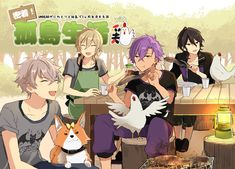 Star Art, Anime Songs, Art, Anime, Fan Art, Manga, Stars, Kanata, Zelda Characters