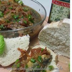 Cozinha Simples da Deia: Escabeche de sardinha na panela de pressão