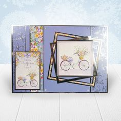 Card created using Hunkydory Crafts' A Touch of Shimmer Luxury Card Collection Sand Crafts, Paper Crafts, Kanban Crafts, Hunkydory Crafts, Michael Art, Luxury Card, Card Companies, Heartfelt Creations, Little Books