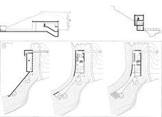Kalman House, Brione Minusio Switzerland (1974-76) | Luigi Snozzi with Walter von Euw
