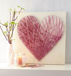 Heart String Art | TOPP