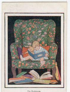 illustratrice Henriette Willebeek le Mair, 22 x