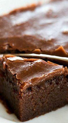Coca #Cola Chocolate #Cake