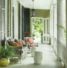 love a front porch