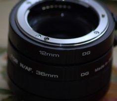 4 Alternatives to using a macro lens