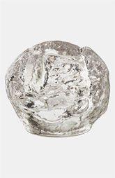 Kosta Boda 'Crystal Snowball' Votive Candle Holder