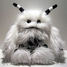 Customize a Baby Yeti by themonstercafe on Etsy, $35.00