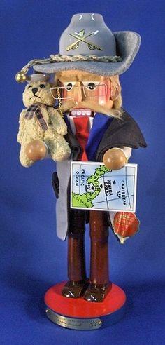 Steinbach Nutcracker Theodore Roosevelt