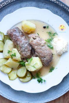 Przepisy na Wielkanoc – ponad 100 przepisów wielkanocnych | DusiowaKuchnia.pl Sausage, Meat, Sausages, Chinese Sausage