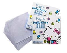 heme x Hello Kitty Facil Blotting Paper 一價$149