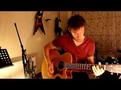 Livin' on a Prayer (Bon Jovi) - Acoustic Cover by Mark Cecchetti - Whaouuu ! Acoustic Covers, Easy Listening, Pop Songs, Bon Jovi, Just Love, Guitars, Singing, Prayers, Rock