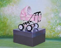 Miniature Baby Stroller 12th scale/ Miniature for doll   Etsy Dollhouse Dolls, Miniature Dolls, Dollhouse Miniatures, Strollers For Dolls, Baby Strollers, Pram Toys, Realistic Dolls, Stainless Steel Wire, Baby Carriage