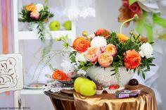 Traumhafte Blumendeko Ideen, die deine Seele verzaubern - Suppenschüssel als Vase