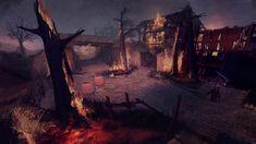 burning village - Google zoeken