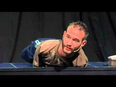 Nick Vujicic - Attitude is Altitude / Life Without Limbs Motivational Videos, Inspirational Videos, Inspirational Message, Motivational Speakers, Motivational Speech, Nick Vujicic, Rare Disorders, Lord, Ted Talks