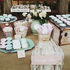 Spring Summer 2015, Christening, Sweet Home, Candy, Table Decorations, Bar, Showers, Ideas, Sweet