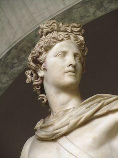 statua apollo - Cerca con Google