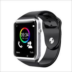 Bluetooth Android Smart Uhr Smartwatch Passometer Message Sync Smart Uhr Mit Kamera SIM TF Karte Smartwach //Price: $US $25.78 & FREE Shipping //     #smartuhren