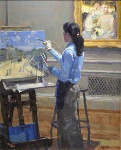 """Master Class"" by Charles Iarrobino"