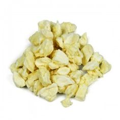 Freeze Dried Organic Pineapple