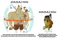 Avatar Airbender, Avatar Aang, Avatar The Last Airbender Funny, The Last Avatar, Avatar Funny, Bubbline, Korrasami, Atla Memes, Avatar Series