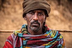 portrait of a shepherd-debark-simien mountain national park-ethiopia. | Flickr - Photo Sharing!