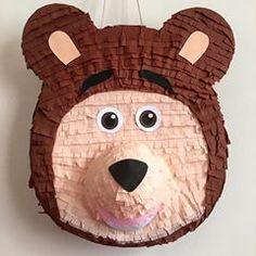 15 ideas para Fiesta Masha y el Oso Bear Birthday, 2nd Birthday, Happy Birthday, Bear Party, Pig Party, Marsha And The Bear, Bear Theme, Ideas Para Fiestas, Childrens Party