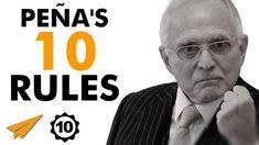 Dan Pena's Top 10 Rules For Success