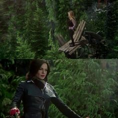 Regina & Emma 3x17... that was pretty awesome,  can't wait to see Emma in full magical action
