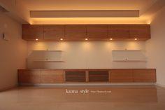 オーダーメイド壁面収納 | 神戸のオーダー家具【kanna】テレビボード・テーブル・キッチン等をあなた好みに提案する家具屋 | ページ 3
