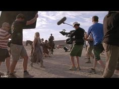 """Behind the Scenes of """"Game of Thrones"""" From a Camera Operators' Perspective Watchers On The Wall, Inside Games, Newspaper Headlines, Khaleesi, The Smoke, Behind The Scenes, Perspective, Game Of Thrones, It Cast"""