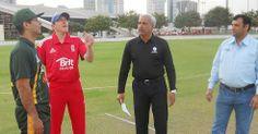 2nd International Disability Cricket Series b/w Pakistan & England (3rd T-20 Match)