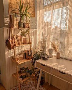 Room Ideas Bedroom, Bedroom Decor, Aesthetic Room Decor, Cozy Room, Decoration Design, Dream Rooms, My New Room, House Rooms, Home Decor Inspiration